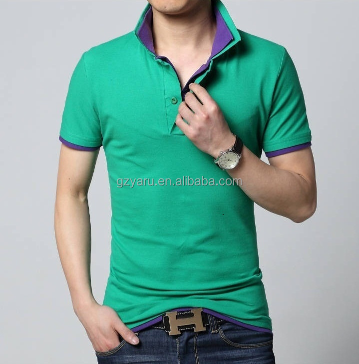 a2805b15f300 top brand casual stylish cheap fancy lycra striped polo t-shirt for men xxl  men