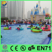 stable quality china factory swimming pool paddle boat for kids and adults