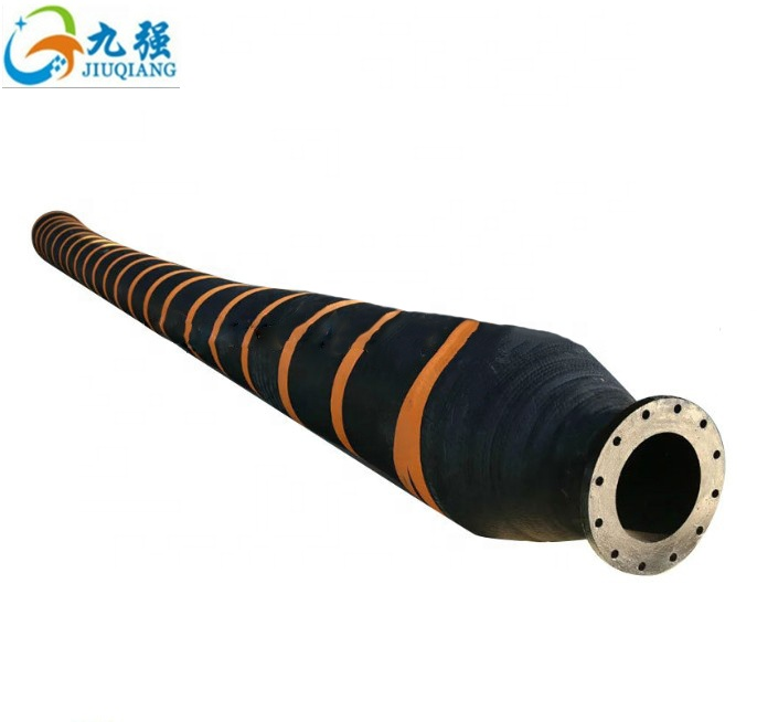 DN800 Dredge Rubber Oil Pipeline Floating Marine Oil Delivery <strong>Hose</strong> For Sale