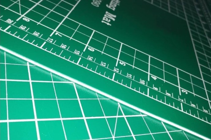 OEM maximum super huge size self-healing 5 layers 3mm thickness 244x122cm cutting mat