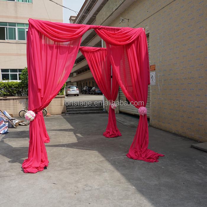 Wedding decoration drapes wedding decoration drapes suppliers and wedding decoration drapes wedding decoration drapes suppliers and manufacturers at alibaba junglespirit Choice Image