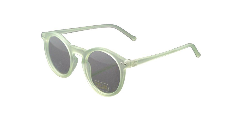 c78fa0523f36 Glasses headband Matte Green Vintage 47mm Oval Eyeglass Frame Man Women  Round Plain Glass Full-Rim Spectacles sunglasses bifocal glasses non  prescription