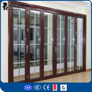 ROGENILAN glass door patch fitting bi-fold industrial door & Rogenilan Glass Door Patch Fitting Bi-fold Industrial Door - Buy ... Pezcame.Com