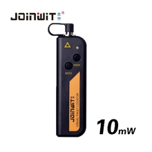 JOINWIT JW3105N Mini Glasvezel Kabel <span class=keywords><strong>Tester</strong></span> Visual Fault locator10mw Pen-type Visual Fault Locator