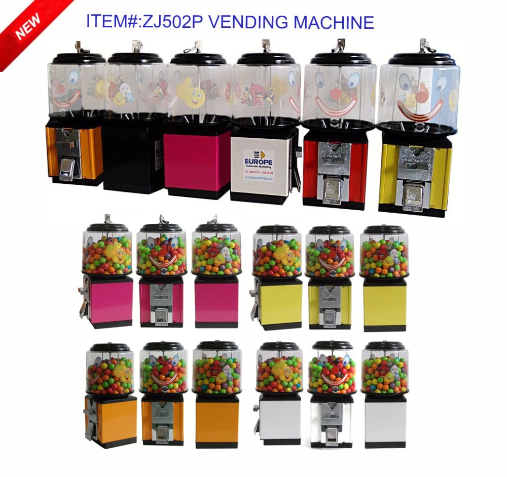best china Manufacturer tennis ball vending machine ZJ502P
