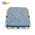 EN124 round 700mm epoxy coating E600 F900 Heavy duty cast iron manhole cover&frame