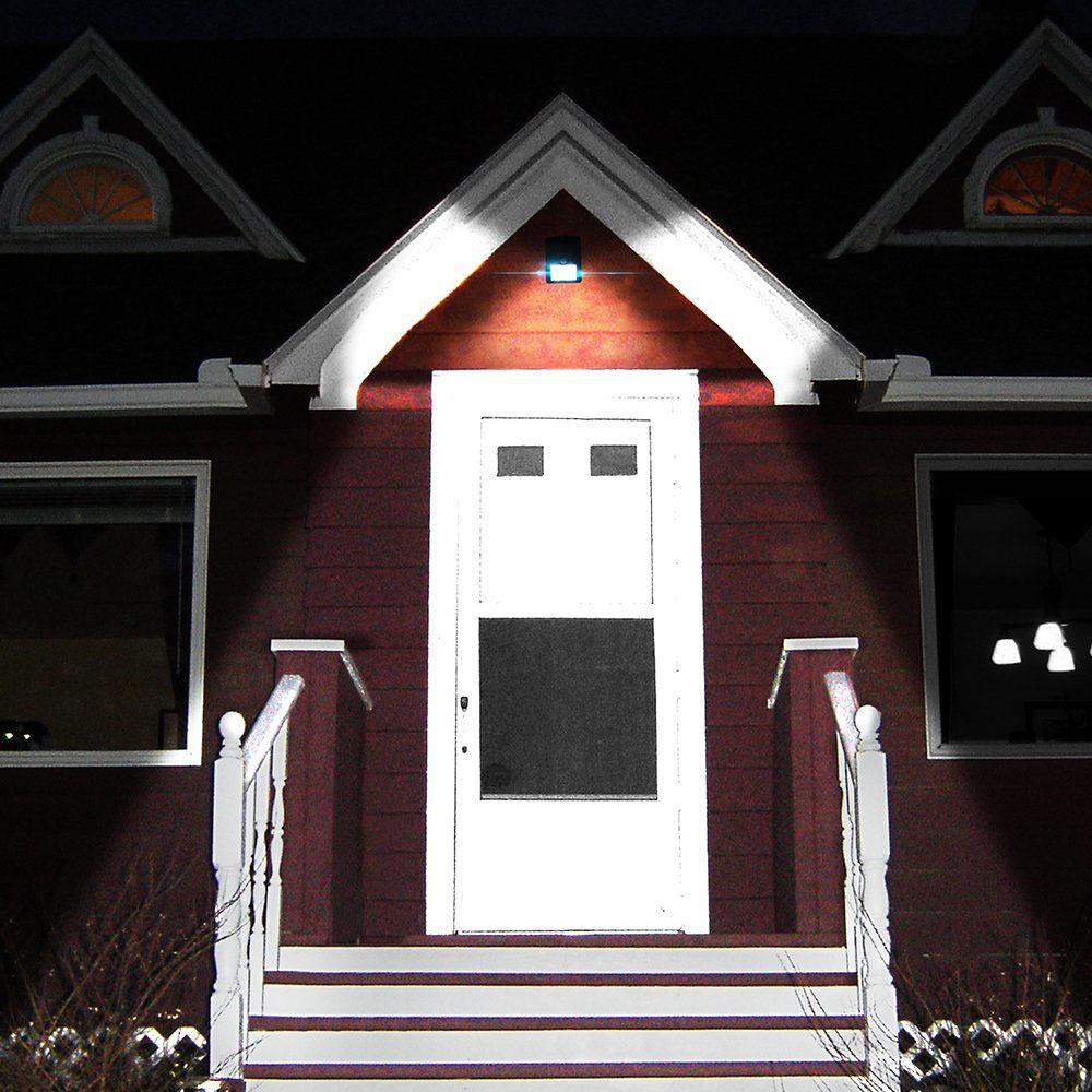 Solar Wireless Outdoor 4led Security Motion Sensor Night Light ...