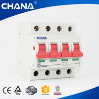 Mini Circuit Breaker Isolator 4P 80A 100A Isolation Switch