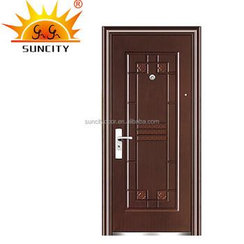Exterior Steel Entry Door Slabs Sc S052 Buy Steel Entry Door Slabs