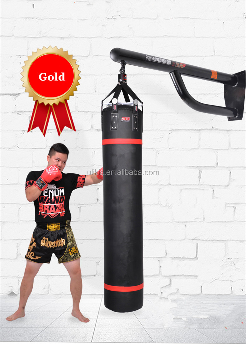 Heavy Duty Steel Punch Bag Wall Mount Bracket Hanging Stand Boxing Hanger Product On
