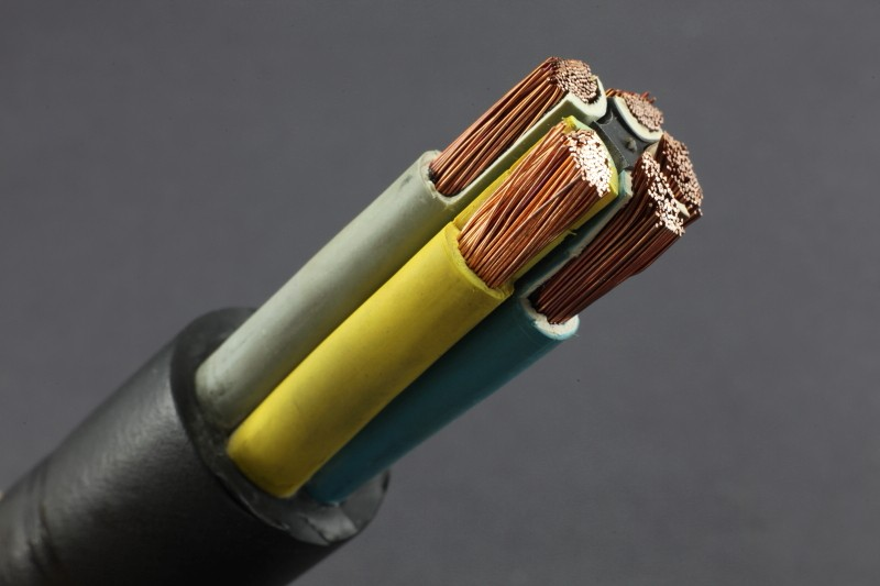 0 6 1kv 3 4 5 Cores 240mm2 Flexible Yjvr Power Cable View