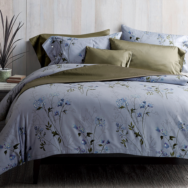 Cheap Price Custom Printed Cotton Bed Sheet Set