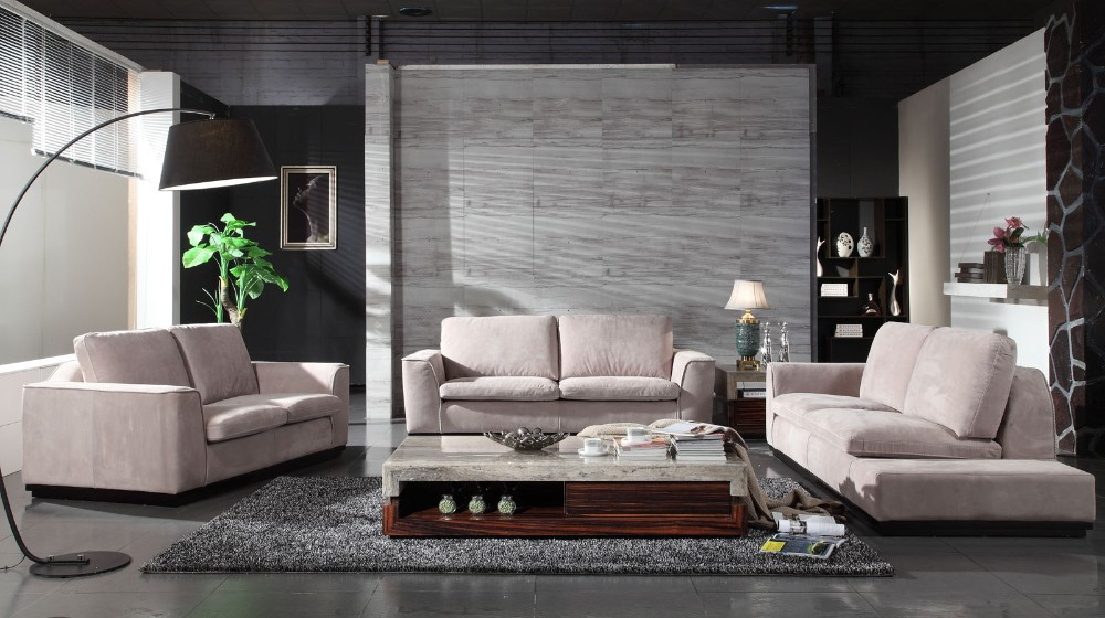 China Top 10 Furniture Brands New Red Living Room Fashion Style