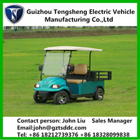 cheap High speed no used electric golf carts
