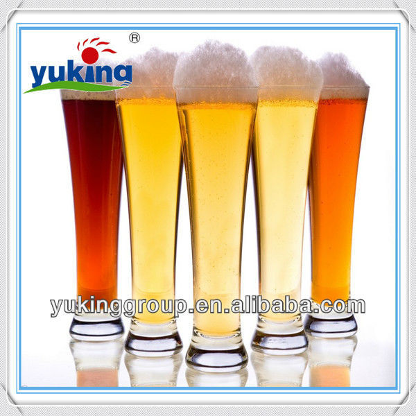 PVPP clarifying agent for beer and beverage