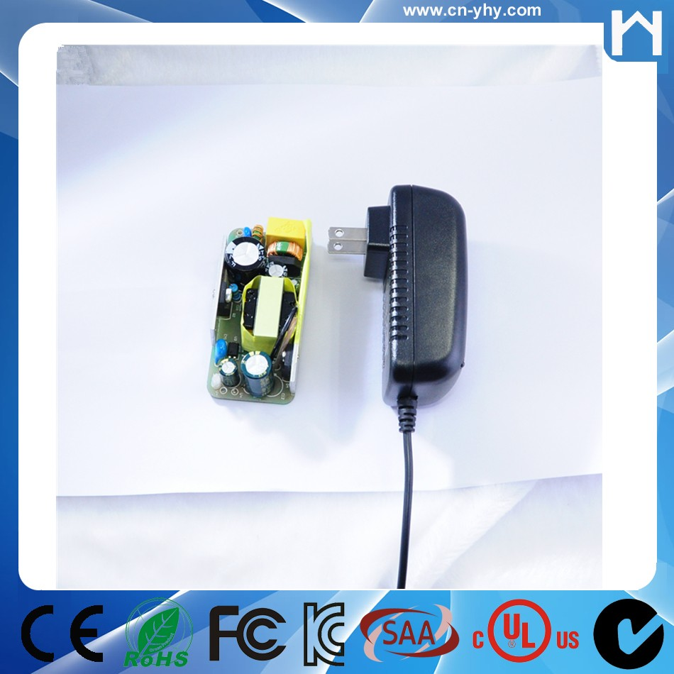 Class 2 Power Supply 12Volt 3A Wall Adaptor 12V 3A Plug in Power Adapter for led strip