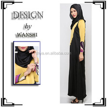 T-0067 nieuwste fashion design moderne <span class=keywords><strong>abaya</strong></span> stijl 2016