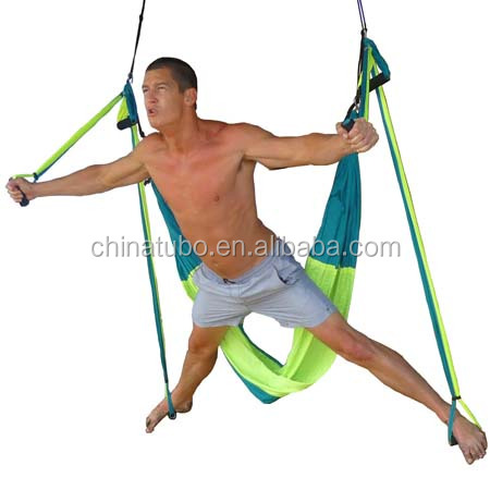 Flying Hammock Inversion Swing Aerial Pilates Yoga Fitness