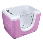 Sunrans hot sale massage wholesale supplies infant baby spa equipment bathtub