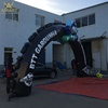 Advertising logo patterns decoration arch inflatable event inflatable entry