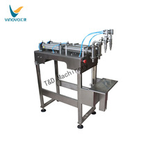 DF3-150 small carbonated soft drink filling machine