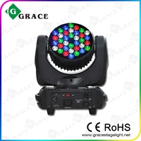 36X3w RGBW beam led moving head