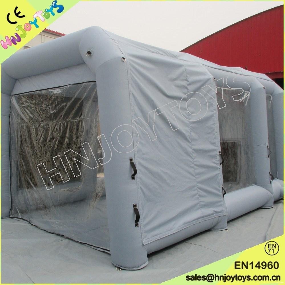 El precio de f brica m vil inflable cabina de pintura cabina de pintura port til inflable para - Venta de cabinas de pintura ...