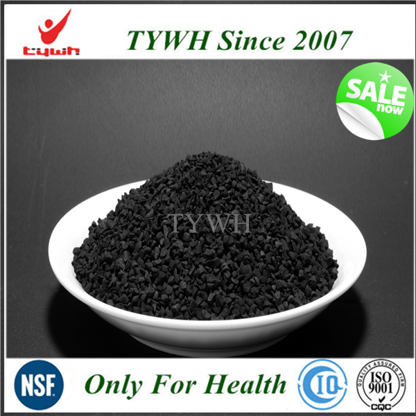 Different Size Grain Activated Carbon For Remove Waste Gas