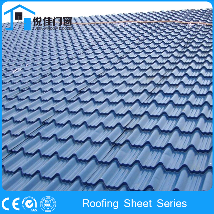 Factory Price Metal Roofing Sheet Mediterranean Roof Tile