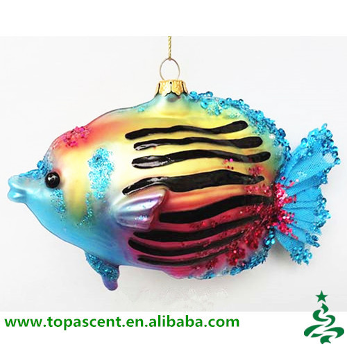 Christmas Murano Glass Animals Decoration Wholesales From Direct