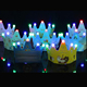 fashion novelty led light up crown kids birthday party headband