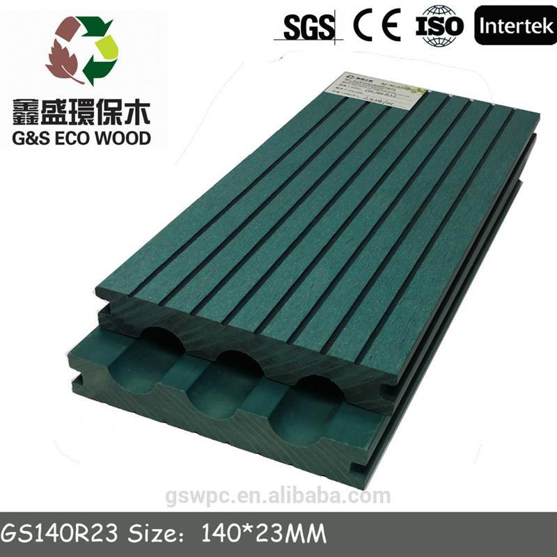high quality outdoor waterproof decking /pool deck tiles/terrace wpc
