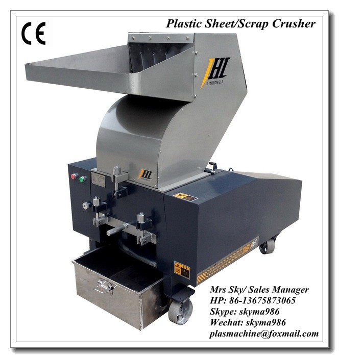 Promotionele slice blade/cutter verpletterende machine lage prijs plastic fles recycling machine