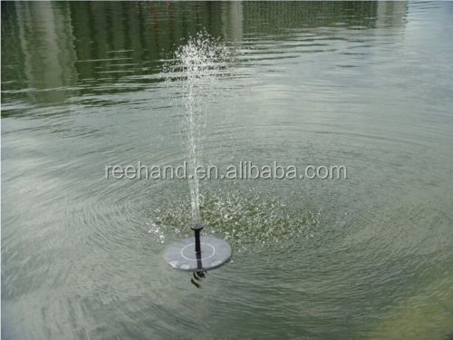 High Quality Solar Water Pump Fountain for Pool Submersible Water Pump
