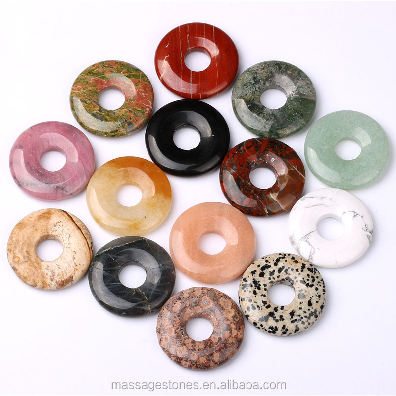 wholesale gemstone donut buy jewelry and