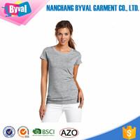 online shopping wholesale women t shirt cotton custom t shirt printing women