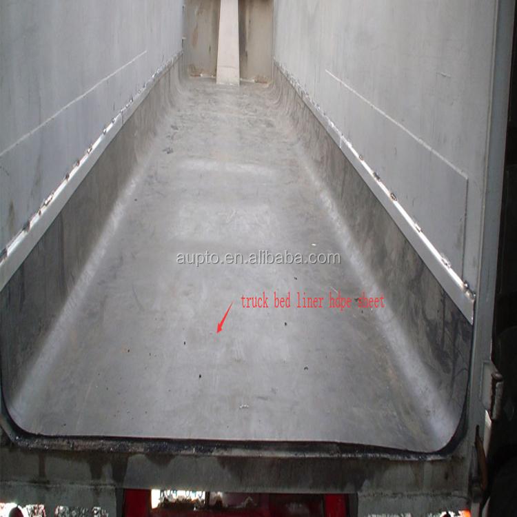 bed liner dump trailer