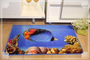 Print silicon baking mat, digital printed mat