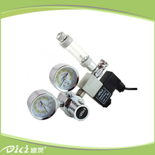 Cheap hot sale top quality gas pressure reducing mini regulator co2 system for planted aquarium