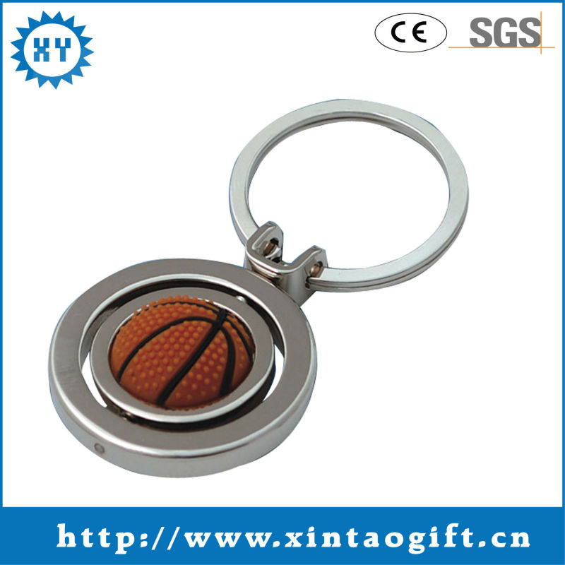 2014 Handle Custom Sports Basketball Keychain for Norway