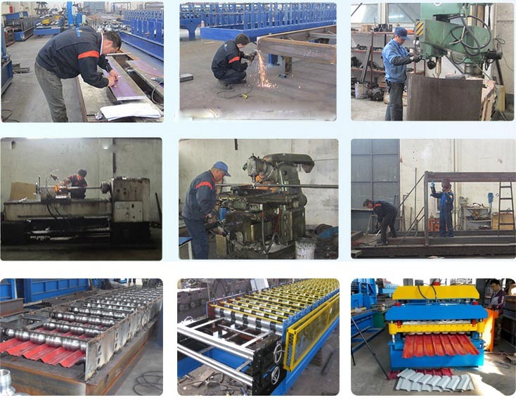 Durable in use reasonable price rubber roof tiles machine