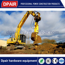 high strength hydraulic earth drill auger drive with good price