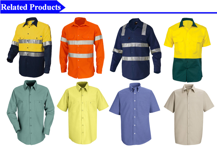 Cotton Twill Welding Worker Factory Uniform Fire proof Coverall