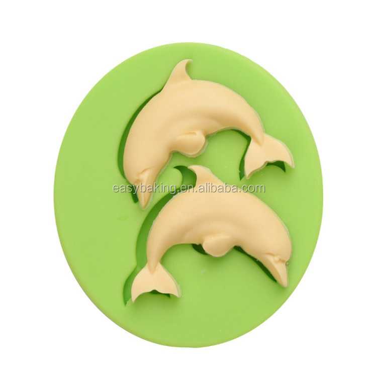 Dolphin  Silicone Molds.jpg