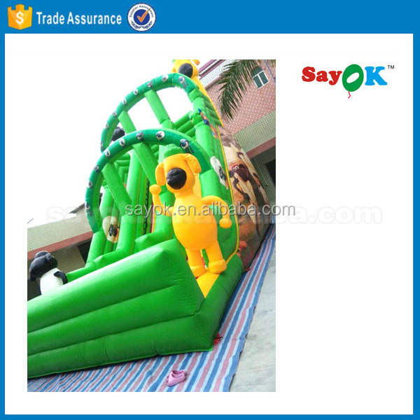 Frozen commercial inflatable bouncer, inflatable castle jumper, inflatable bouncy castle for kids