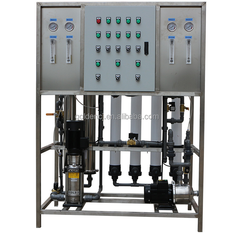 RO Pure Water Drinking Water Plant With UF Ultra <strong>Filtration</strong>