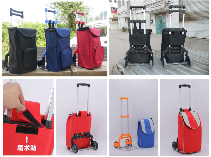 b3a17f207f40 Foldable Compact Multi Purpose Luggage Trolley Cart Flip Out Support With  Steel - Buy Hih Quality Luggage Trolley Cart,Durable Shopping Trolley ...