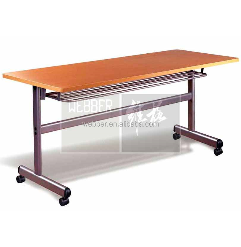 Sample folding study table furniture for kinds