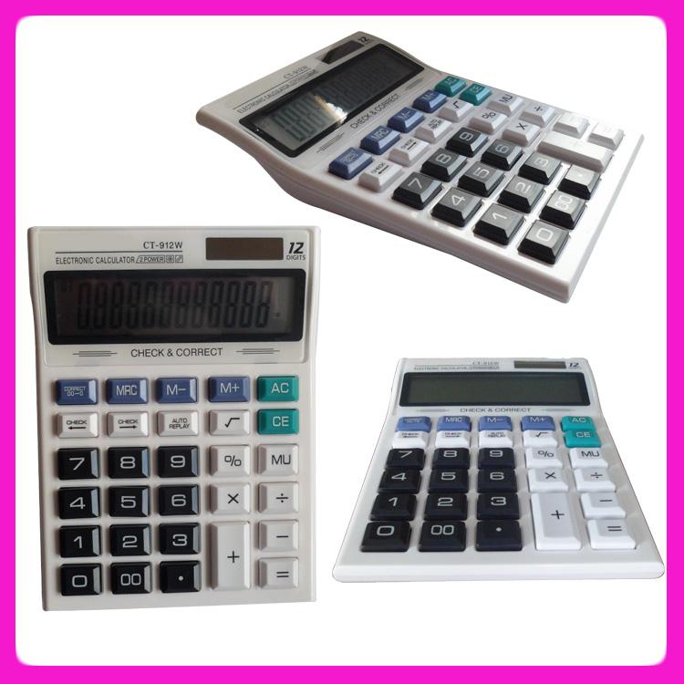 Desktop Tape Calculator Jumbo Size