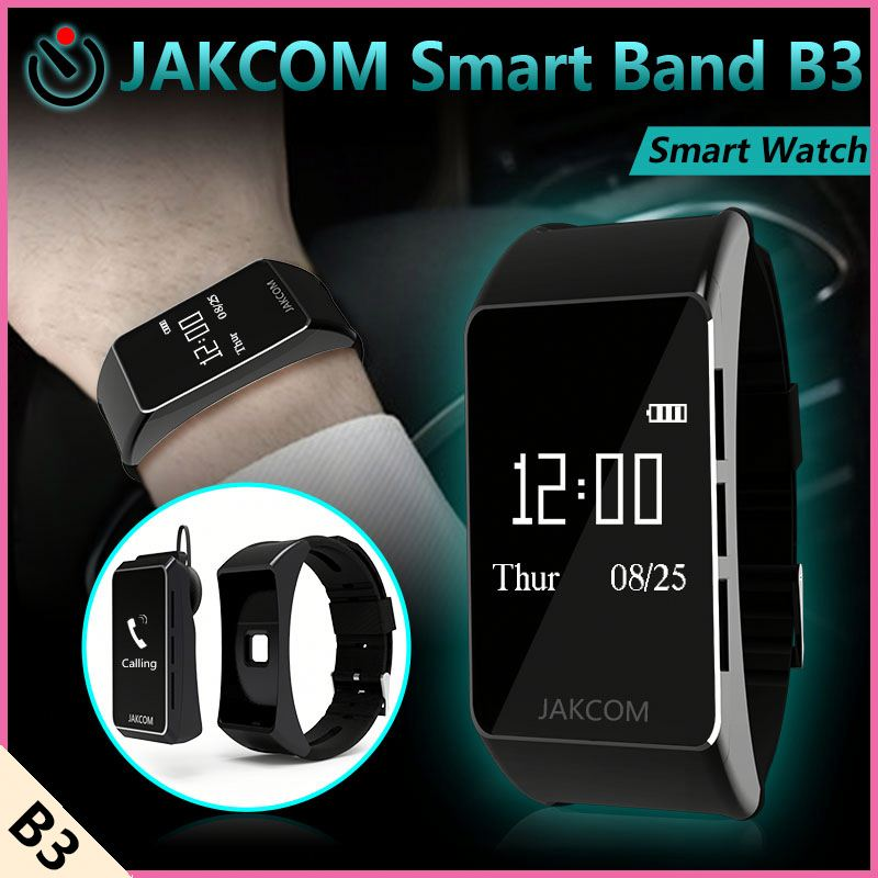 Jakcom B3 Smart Watch 2017 New Premium Of Smart Watch Hot Sale With Sports Watches Fashion Watch Manufacturer Smart Band